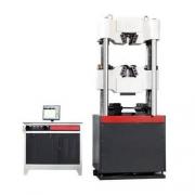 DUM-**W系列微机控制电液伺服万能试验机(四立柱双丝杠型)